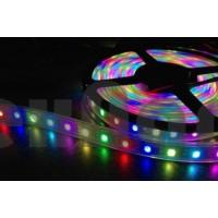 Светодиодная LED лента 3528 RGB +Пульт+блок